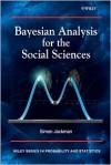 Bayesian Analysis for the Social Sciences - Simon Jackman