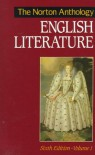 The Norton Anthology of English Literature, Vol. 1 - M.H. Abrams