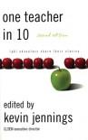 One Teacher in 10 -