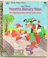 Favorite Nursery Tales, Ginerbread Man And Golden Goose (Little Golden Book) - Walt Disney Company