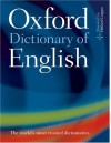 Oxford Dictionary of English - Catherine Soanes, Angus Stevenson