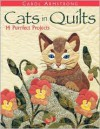 Cats In Quilts: 14 Purrfect Projects - Carol Armstrong