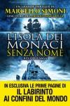 L'isola dei monaci senza nome - Marcello Simoni