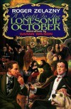 A Night in the Lonesome October - Roger Zelazny, Gahan Wilson