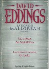La Saga Dei Mallorean vol. 2 - David Eddings, Grazia Gatti