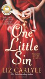 One Little Sin - Liz Carlyle