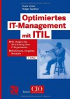 Optimiertes It Management Mit Itil - Holger Günther