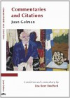 Commentaries and Citations - Juan Gelman
