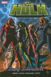 She-Hulk, Vol. 9: Lady Liberators - Peter David, Vincenzo Cucca, Pasquale Qualano, Steve  Scott