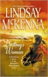 Destiny's Woman (Morgan's Mercenaries, #20) - Lindsay McKenna
