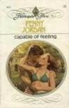 Capable Of Feeling (Harlequin Presents # 931) - Penny Jordan