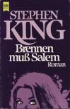 Brennen muss Salem - Stephen King, Christoph Wagner, Ilse Winger