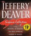 The Jeffery Deaver Suspense Collection - Various, Dennis Boutsikaris, Jeffery Deaver