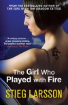 The Girl Who Played with Fire - Stieg Larsson, Reg Keeland