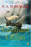 The Command Of The Ocean: A Naval History Of Britain, 1649 1815 - N. A. M. Rodger