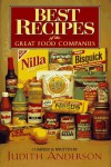 Best Recipes of the Great Food Companies - Judith Anderson