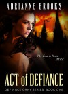 ACT OF DEFIANCE (Defiance Gray Book 1) - Adrianne Brooks