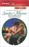 The Merciless Travis Wilde - Sandra Marton