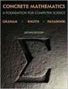 Concrete Mathematics: A Foundation for Computer Science - Ronald L. Graham, Donald Ervin Knuth, Oren Patashnik