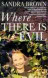 Where There Is Evil - Sandra    Brown