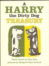 A Harry The Dirty Dog Treasury: Three Stories - Gene Zion