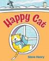 Happy Cat (I Like to Read®) - Steve Henry