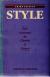 Style - Joseph M. Williams