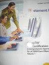 Element K CompTIA A+ Certification: A Comprehensive Approach for all 2006 Exam Objectives, Volume 1 (CompTIA A+ Certification, Volume 1) - CompTIA