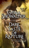 Dark Taste of Rapture (Alien Huntress Series #6) - Gena Showalter