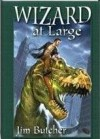 Wizard at Large - Jim Butcher