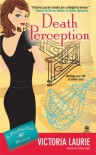 Death Perception (Psychic Eye Mystery, #6) - Victoria Laurie