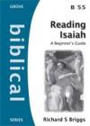 Reading Isaiah - Richard S. Briggs
