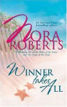 Winner Takes All: Rules of the Game/The Name of the Game - Nora Roberts