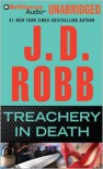 Treachery in Death - J.D. Robb, Susan Ericksen