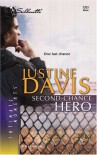 Second-Chance Hero (Silhouette Intimate Moments No. 1351) - Justine Davis