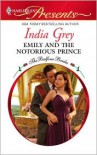 Emily and the Notorious Prince - India Grey