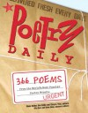 Poetry Daily: 366 Poems from the World's Most Popular Poetry Website (from Sourcebooks, Inc.) - Diane Boller