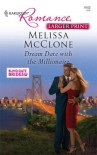 Dream Date with the Millionaire (Harlequin Larger Print Romance) - Melissa McClone