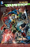 Justice League, Vol. 3: Throne of Atlantis - Geoff Johns