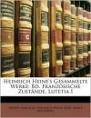 Heinrich Heine: Gesammelte Werke. Zweiter Band - Heinrich Heine, Gustav Karpeles, Karl Adolf Buchheim