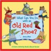 What Can You Do with an Old Red Shoe?: A Green Activity Book About Reuse - Anna Alter