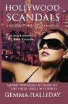 Hollywood Scandals (A Hollywood Headlines Mystery #1) - Gemma Halliday