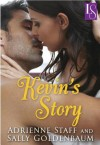 Kevin's Story: A Loveswept Classic Romance - Adrienne Staff, Sally Goldenbaum