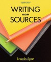 Writing from Sources - Brenda Spatt