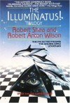 The Illuminatus! Trilogy: The Eye in the Pyramid/The Golden Apple/Leviathan - Robert Shea, Robert Anton Wilson