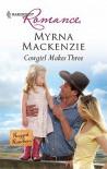 Cowgirl Makes Three - Myrna Mackenzie