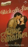 Rich as Sin (Harlequin Presents, #1567) - Anne Mather