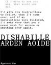 Club Dishabille - Arden Aoide