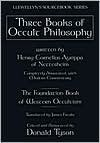 Three Books of Occult Philosophy - Cornelius Agrippa, Donald Tyson