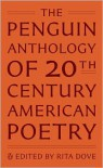 The Penguin Anthology of Twentieth-Century American Poetry - Rita Dove